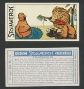 Chocolat STOLLWERCK -  N° 484-2 - Album 12 - Stollwerck