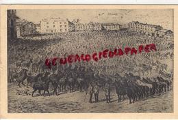 79 - CHAMPDENIERS - LES FOIRES AU MULES - Champdeniers Saint Denis