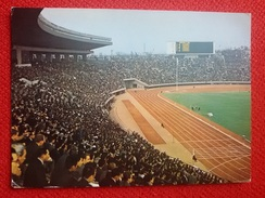 Tokyo Japan Olympic Games 1964 National Stadium Cartolina Stadio Postcard Stadion AK Carte Postale Stade Estadio - Calcio