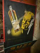 1937 Rare VIDE-COURRIER Ancien SUZE GENTIANE (Distillerie La Suze à Maisons-Alfort ),illustration  D'après Falcucci - Autres Collections