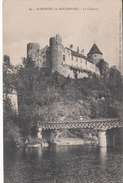 Cp , 03 , SAINT-BONNET-de-ROCHEFORT , Le Château - Sonstige Gemeinden