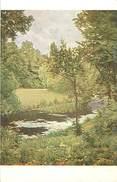 PIE-17-P.T.FR. 2541 : EDITION LAPINA. H. BIVA. TEMPS COUVERT A VILLENEUVE L ETANG - Paintings