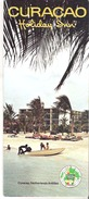 Brochure  Holiday Inn, Curacao  Large Center Fold Out Picture Of The Motel And Beach Plus - Tourism Brochures