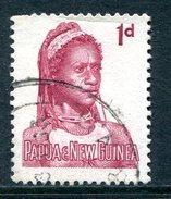 Papua New Guinea 1961-62 Definitives - 1d Value Used - Papua New Guinea