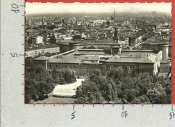 CARTOLINA VG ITALIA - MILANO - Panorama Castello - 10 X 15 - ANN. 1939 MOSTRA LEONARDESCA - Milano