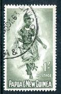 Papua New Guinea 1961-62 Definitives - 1/- Value Used - Papua New Guinea