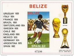 Belice Hb 33 Y 34 - Belice (1973-...)