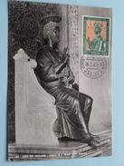Citta Del Vaticano 26.3.63 Statua ( 417 - Richter ) ( Zie Foto ) ! - Vatican