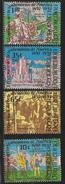 1984 Dominican Republic Columbus Discovery Of America Complete Set Of 4 MNH - Repubblica Domenicana