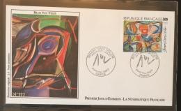 FRANCE - 1987 - FDC N°1476- N°Y&T 2473 - 1980-1989