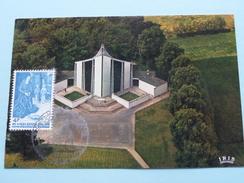 Grafkapel Van De Dienaar Gods Priester E.J.M. POPPE Te MOERZEKE / Anno 20-4-74 ( Zie Foto´s Voor Detail ) ! - Hamme
