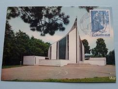 Grafkapel Priester POPPE Te MOERZEKE / Anno 20-4-74 ( Zie Foto´s Voor Detail ) ! - Hamme