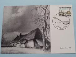 Zolder Oud En Schoon / Anno 6-7-68 ( Zie Foto´s Voor Detail ) ! - Heusden-Zolder
