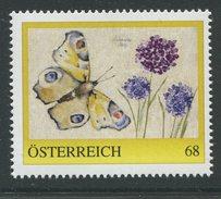 ÖSTERREICH / PM Nr. 8122895 / Schmetterling / Postfrisch / ** / MNH
