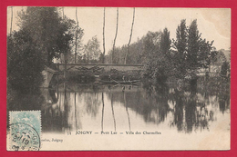 CPA Joigny - Petit Lac - Villa Des Charmilles - Joigny
