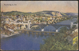 Slovenia Maribor / Marburg A. Dr. / Bridges - Slovénie