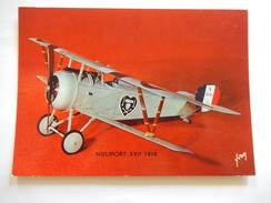 CP- NIEUPORT XVII 1916 - No 28 - MUSEE DE L'AIR - R931 - 1946-....: Ere Moderne