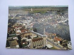 CPSM 62 -  SAINT-LAURENT-BLANGY VUE GÉNÉRALE AERIENNE - Saint Laurent Blangy