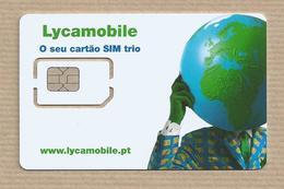 Lycamobile SIM Card Carte SIM Lycamobile - Tarjetas Telefónicas