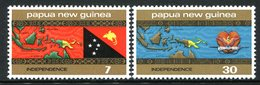 Papua New Guinea 1975 Independence Set HM - Papua New Guinea