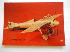 CP- DEPERDUSSIN 1913 - No 27 - MUSEE DE L'AIR - R935 - ....-1914: Précurseurs