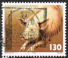 Switzerland SG1617 2004 Swiss Animal Protection 1f.30 Good/fine Used - Used Stamps