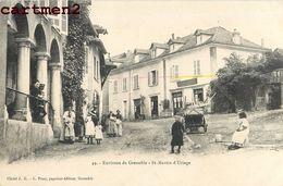 ENVIRONS DE GRENOBLE SAINT MARTIN D'URIAGE 38 - Grenoble