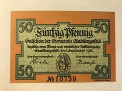 Allemagne Notgeld Lengsfeld 50 Pfennig - Collections