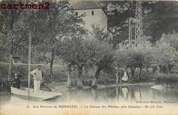 ENVIRONS DE MORESTEL CHATEAU DES MACHES PRES GLANDIEU  38 - Morestel