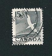 N° 275 Semaine De La Préservation De La Faune Sauvage Timbre Canada (1953) Oblitéré