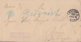 DR Brief KOS Bütow (Bz. Cöslin) 17.11.96 Irrläufer Ansehen !!!!!!!!!!! - Briefe U. Dokumente