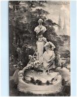 28 Monument Colardeau à JANVILLE - Oeuvre De MM. Brandon Et Verlet    (Recto/Verso) - Frankrijk