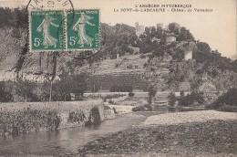 Le Pont De Labeaume 07 - Château De Ventadour - Autres Communes