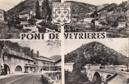 Pont De Veyrières 07 - Vivarais - 1962 - Autres Communes