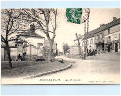 78 BRUEIL-en-VEXIN - Rue Principale   (Recto/Verso) - France