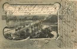 ALLEMAGNE 060517 - MAGDEBURG - Panorama Von Der Friedrichstadt - Magdeburg