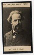 Collection Felix Potin - 1898 - REAL PHOTO - Elisée Reclus,  Géographe Libertaire - Félix Potin