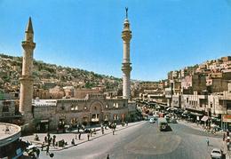 Jordania - Amman - Mosque