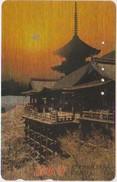 JAPAN - GOLD CARD 449 - Japón