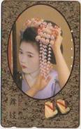 JAPAN - GOLD CARD 450 - WOMAN - Japón