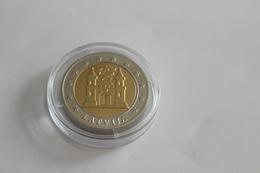 2 Euro Speciment Lot 1043 - Lettland