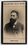 Collection Felix Potin - 1898 - REAL PHOTO - Wilhelm Röntgen, Roentgen, Physicien Allemand, Deutscher Physiker - Félix Potin
