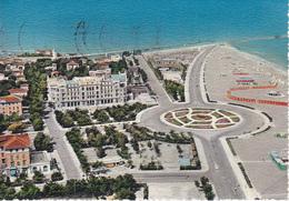 AK Riviera Di Rimini - Veduta Aerea - 1957 (28612) - Rimini