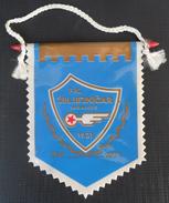 FK ZELJEZNICAR SARAJEVO, BOSNIA, FOOTBALL CLUB, CALCIO OLD PENNANT - Uniformes Recordatorios & Misc