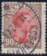 Denmark       .     Yvert   .     115         .    O    .     Gebruikt   .    /    .     Cancelled - 1913-47 (Christian X)