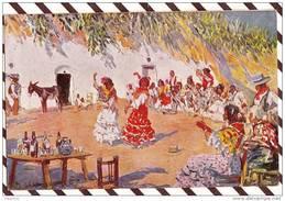 Y185 ZAMBRA GITANA BERTUCHI  2 SCANS - Costumes
