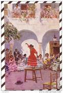 Y186 JUERGA GITANA BERTUCHI  2 SCANS - Costumes