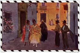 Y188 EL PIROPO BERTUCHI  2 SCANS - Costumes