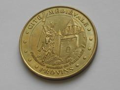 Monnaie De Paris  - Cité Médiévale De PROVINS 2002  **** EN ACHAT IMMEDIAT  **** - Monnaie De Paris