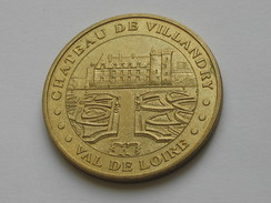 Monnaie De Paris  - CHATEAU DE VILLANDRY 2004 - VAL DE LOIRE  **** EN ACHAT IMMEDIAT  **** - Monnaie De Paris